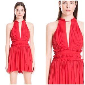 Nwt Max Studio Pleaded Dress Size Small
